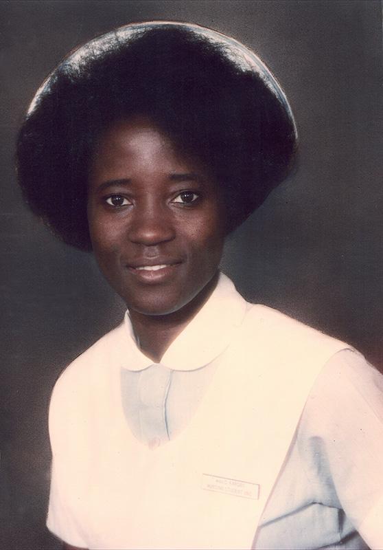Dorcas - Nursing Student