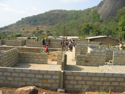 NarSarah Clinic Construction